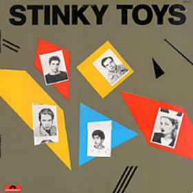 Stinky Toys Plastic Faces