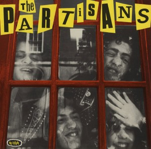 The Partisans 1983 Burning Aquarium